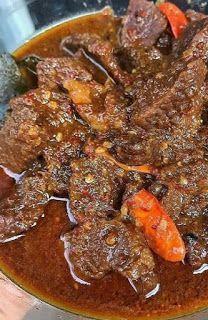 Daging Sapi Bumbu Bali Resep Daging Sapi Resep Daging Resep Masakan