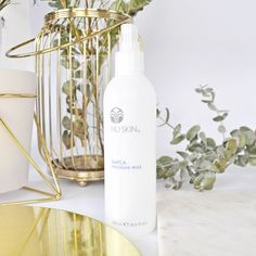 Lately I have noticed by keeping my skin well moisturized, it's been looking healthy, feeling smooth, and a lot more vibrant. What I love about the Nu Skin NaPCA Moisture… Beauty Box, Beauty Skin, Health And Beauty, Nu Skin, Galvanic Spa, Face Mist, Fresh Hair, Diy Skin Care, Hair Hacks