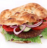 Dr Dukan's burger recipe - hellomagazine.com