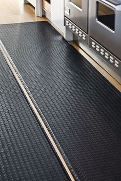 sophisticated with l rubber padded at in kitchen ostrich gel alluring mats pro shaped of mat