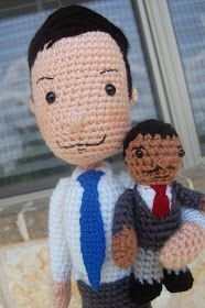 If someone asks me to create a custom amigurumi of someone they know? Yes! Fun! When it's someone famous that is recognizable to most peop...