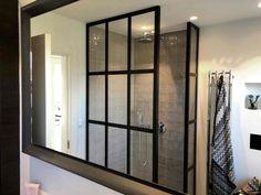 New Yorker væg Decor, Furniture, Nordic, Room, Home Decor, Bathroom Mirror, Room Divider, Divider, Mirror