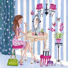 Illustrations Greeting Cards 2013