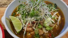 Spicy Chicken Rahmen « I WANT TO COOK THAT