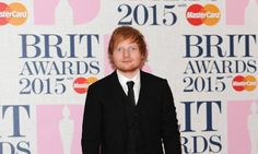Nominee Ed Sheeran and Paloma Faith first to arrive at BRIT Awards 2015