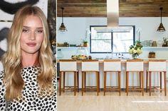 Rosie Huntington-Whiteley - Stunning Celebrity Kitchens - Photos