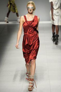 Andreas Kronthaler for Vivienne Westwood, Look #19