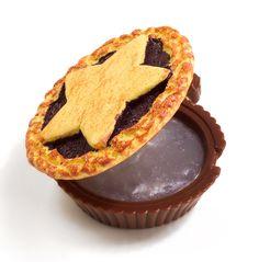 MAD Beauty Mince Pie Lip Balm