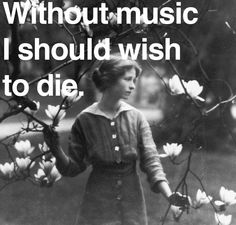 Edna St. Vincent Millay on the Power of Music | Brain Pickings