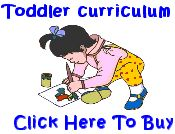 IDEAS for teaching a toddler- site is to sell a curriculum, however, you could plan off of this guide, with your own research. :-D
