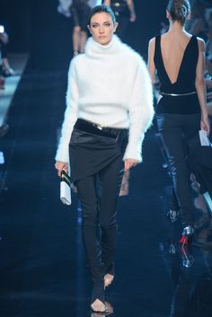 Alexandre Vauthier Fall 2013 Couture Fashion Show Collection