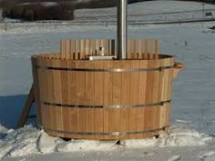 for outside jacuzzi