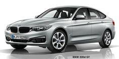 BMW 3 Series Gran Turismo 320i GT (2013-07-01)