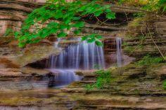 Buttermilk Falls by Joe Matzerath - Photo 191736777 / 500px