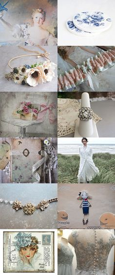 Marry Me Down by the Sea by FrenchPaperMoon on Etsy--Pinned+with+TreasuryPin.com
