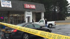 Private Officer Breaking News:  Cobb County Ga. gun store owner shoots, kills armed robber (Cobb County Ga. Dec 27 2016)  A gun store owner shot and killed a man attempting to rob his store. The owner of Dixie Gun and Pawn was preparing to open the store when two men with ski masks and guns came in. Police say the owner pulled out his gun and fired, hitting one of the gunmen. Police are still searching for that man and believe he is armed.