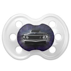 1969 FORD MUSTANG. PACIFIERS