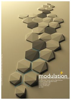 Rail project wall Modulation on Behance