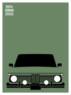 Print Collection - BMW 2002, 1974