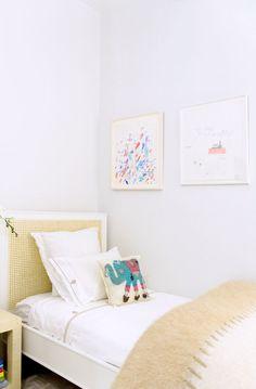 A Neutral City Nursery by Serena & Lily - Decorating - Lonny
