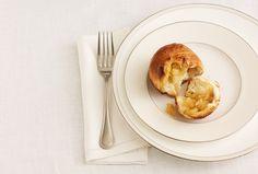 Individual Apple-Stuffed Challah