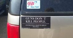 George RR Martin kills people
