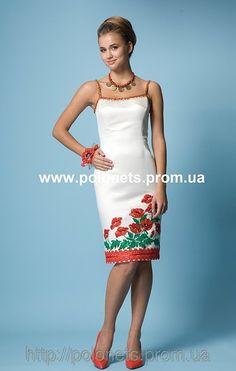 вишита сукня - Пошук Google