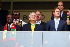 Prince Harry Photos - Prince Harry Visits Brazil: Day 2 - Zimbio