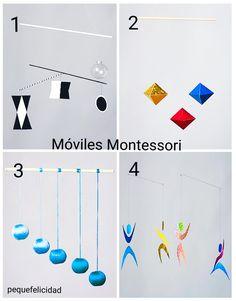 El post de hoy es un reclamo a petición popular: Ideas de actividades de inspiración Montessori de 0 a 3 años clasificadas por etapas...