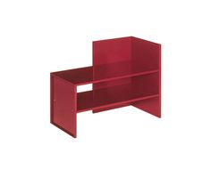 No 6 Bench | Products | Donald Judd by Lehni | Lehni AG