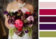Создаем гармоничные флористические композиции: 18 вариантов цветовых сочетаний - Ярмарка Мастеров - ручная работа, handmade