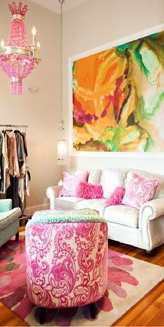 Bright Bold ● Living Room
