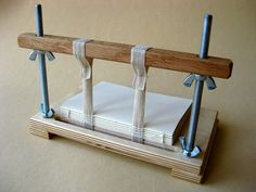 Homemade sewing frame. Could do with one of these.