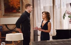 Today on #YR: Will Adam and Chelsea find a way to clear his name before it's too late!? #CliffhangerFriday