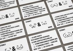 Sydney Dogs & Cats Home on Behance