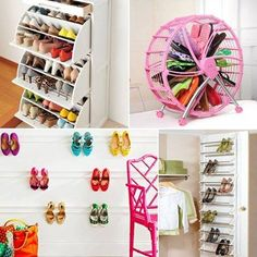 nifty shoe rack