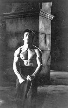 Bruce Lee In The Way Of The Dragon ( Return Of The Dragon in The US )...