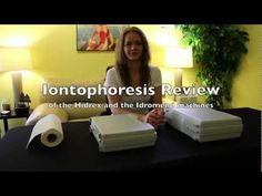 Iontophoresis Review of Hidrex & Idromed Machines for Hyperhidrosis
