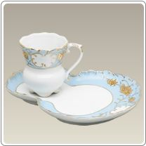 "Tea & Toast set - I love collecting these types of ""party ware"""