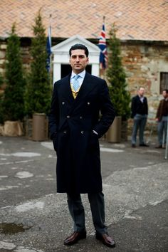 On the Street….Standing Tall, Pitti Uomo « The Sartorialist