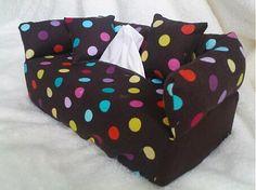 Wesega / Lentilkový dekoračný obal na papierové vreckovky