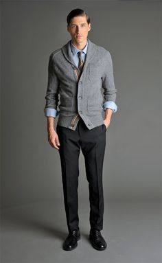Great for a business casual environment