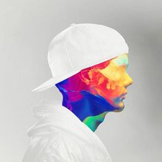 Album art for Stories by Avicii. He always has some of the most unique and compelling covers, this one is my absolute favorite. Beautifully done and an incredible mix of colors