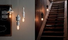 Unique Karman Lamps Collection From Ceramics And Lace | DigsDigs
