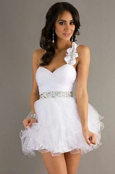 Cute Bachelorette Dress For The Bride