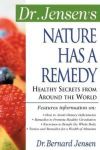 Nature Has a Remedy - Bernard Jenson