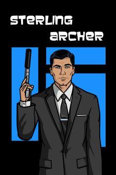Archer iPhone Wallpaper by Mikeyj110 on DeviantArt