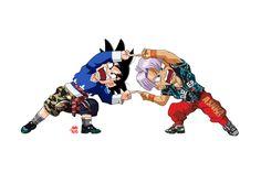 """Dragon Ball Z x HMN ALNS """"Fusion"""""""