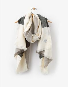 Cream Berkley Classic Scarf , Size One Size Cosy Outfit, Joules Uk, Oversized Scarf, Warm Outfits, Scarf Styles, Womens Scarves, Cosy Clothes, Nice Dresses, Clothes For Women