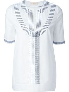 Shop Tory Burch 'Kennedy' tunic in Al Duca d'Aosta from the world's best independent boutiques at farfetch.com. Over 1500 brands from 300 boutiques in one website.